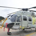 Maiden Ground Run of First Green ALH Dhruv Mk-III for Indian Coast Guard