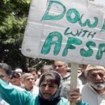 When the Defenders become Defenceless: The Irony behind AFSPA