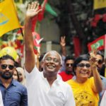 Maldives : Is it exit China  - Enter India ?
