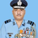 Air Marshal Raghunath Nambiar takes over command as Air Officer...