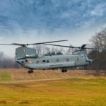 Indian Air Force inducts first four Boeing CH-47F(I) Chinook helicopters