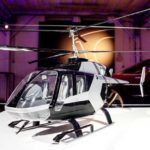 Russian Helicopters presented a mockup of the VRT500