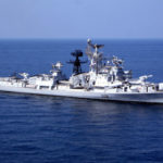 INS Ranjit Sails into Sunset Culminating 36 years of Glorious Era