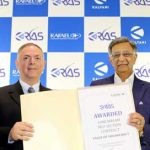 KRAS receives $100 M Order from RAFAEL for manufacturing BARAK-8 MRSAM missiles' kits