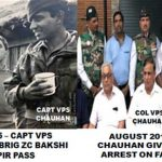 Honouring Braves – Will The Colonel Get Justice?