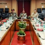 Security forces firmly in control of the situation says Army Commander