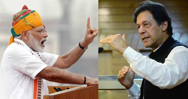In resolving issues with India-Pakistan needs to think out of the box