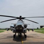 Indian Air Force inducts eight Boeing AH-64E Apache helicopters