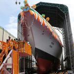 INS 'Nilgiri': The First of the Navy's Seven New Stealth Frigates
