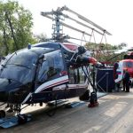 Russian Helicopters presents Mi-171A2 and Ka-226T intended for India at EEF