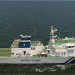 L&T-built 51st defence vessel ICGS Varahawas commissioned into the service...