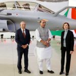 India takes delivery of first Rafale in France on Air Force Day