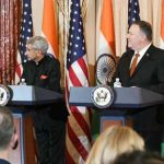 Indo-US 2+2 Ministerial Dialogue at Washington DC