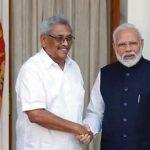Visit of President Gotabaya – new beginning
