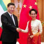 Dragon inveigles Naypyitaw