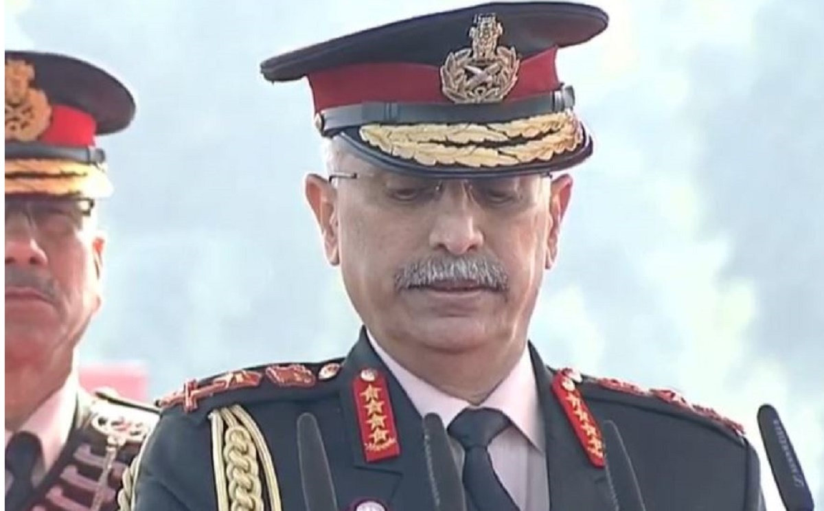 Army Chief has assured that nation remains secure in strong hands of its Armed Forces