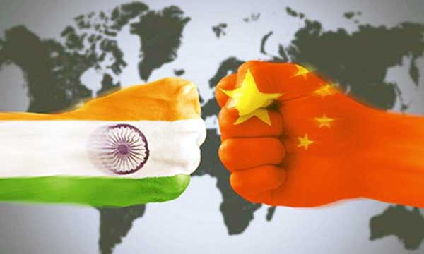 Indo-China Stand Off : 2020