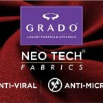 GRADO Launches Anti-Viral Fabrics with Neo Tech Technology