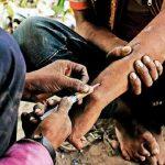 Growing Drug Addiction in Kashmir