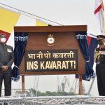 INS Kavaratti: A Versatile Anti-Submarine Warfare Platform