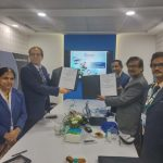 "MoU between ""BEL & Texmaco"" at Aero India 2021, Bengaluru"