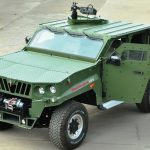 Mahindra Defence to Manufacture World Class Armoured Tactical Vehicles for Indian Army