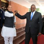 The US Defence Secretary's first visit to India Affirmed: Indo-US...