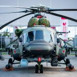 New Mi-171SH Storm arrived at the