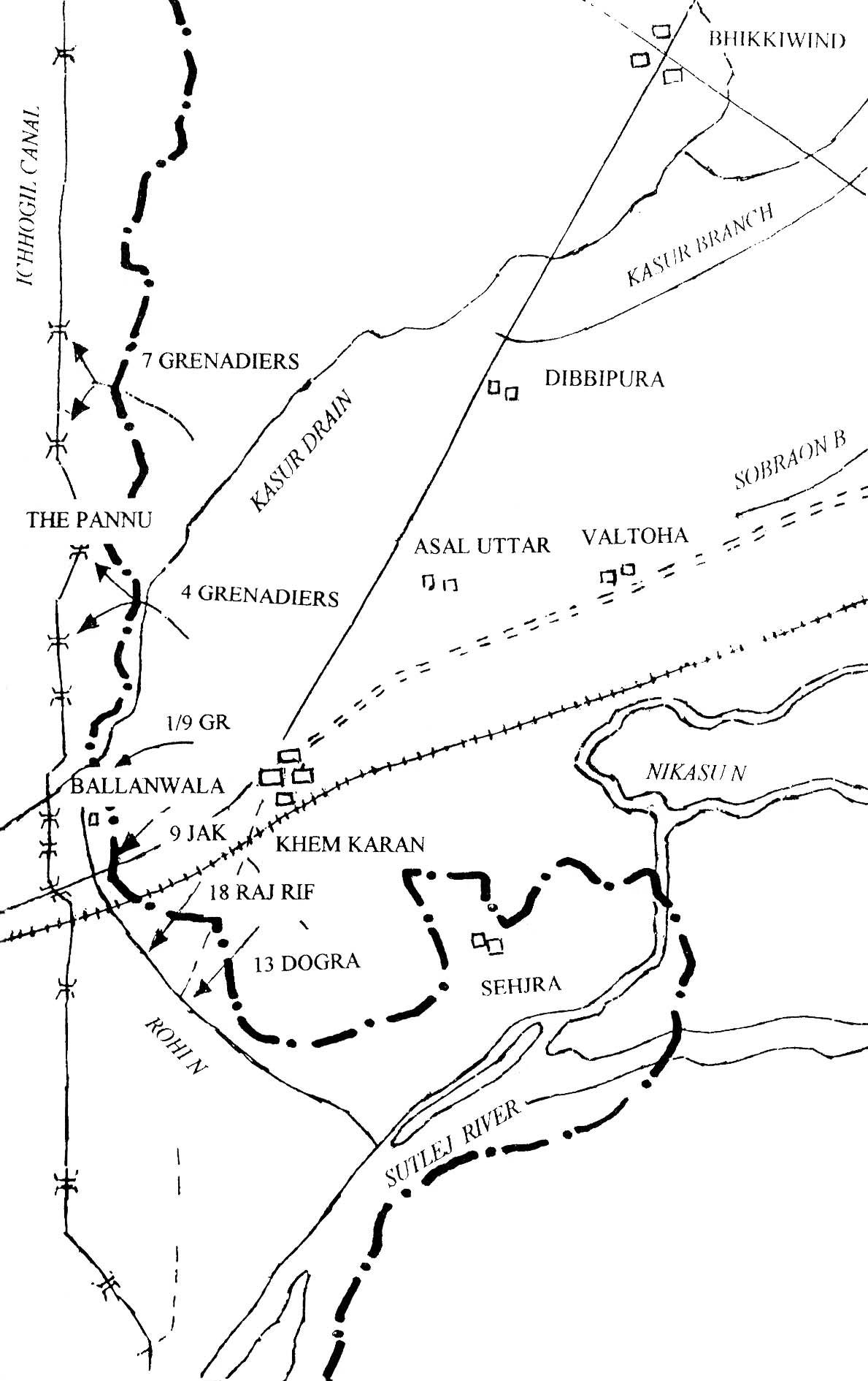 1965 War: Battle of Assal Uttar