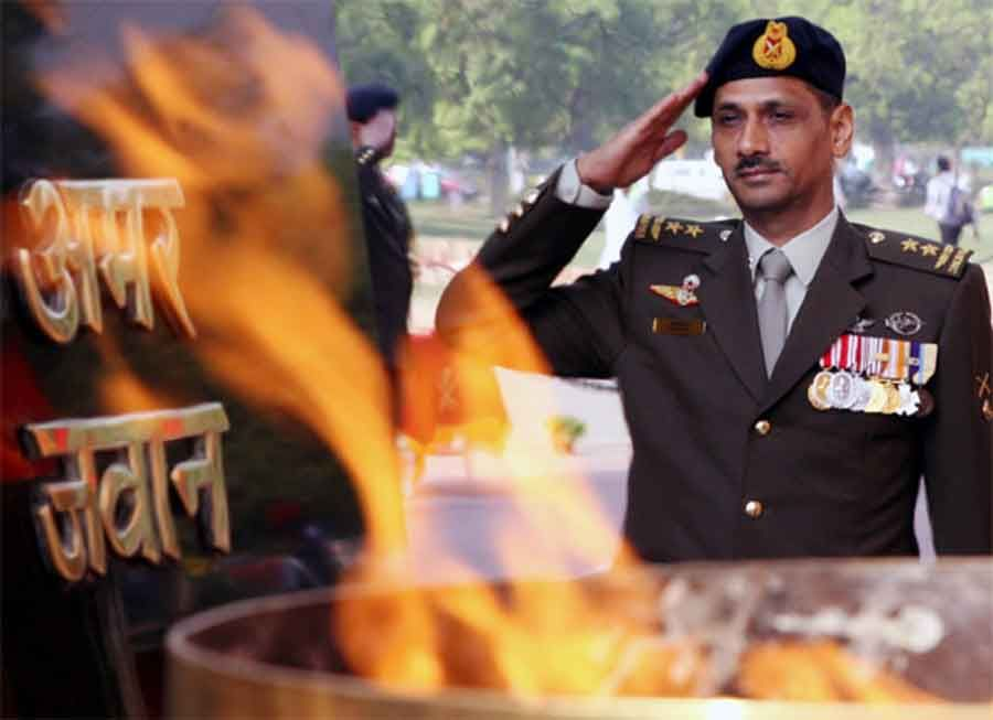 Singapore Army Chief is a Sikh of Indian origin