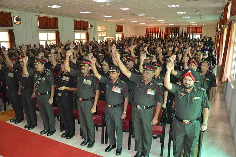India's oldest Infantry Division, Red Eagle Division, celebrates its 75thanniversary