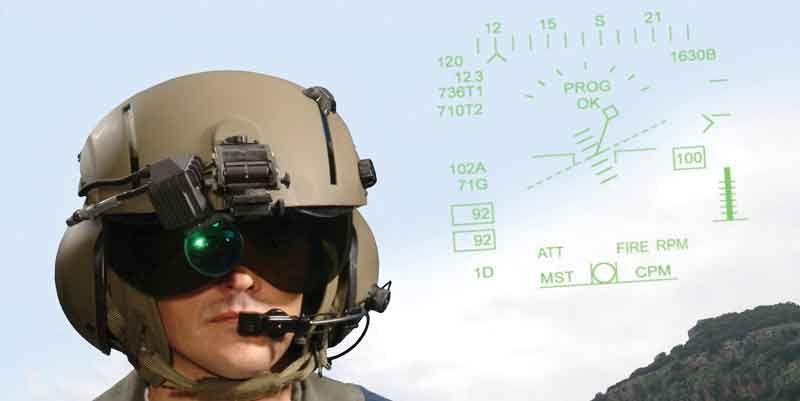 Advanced Helmet Mounted Display system