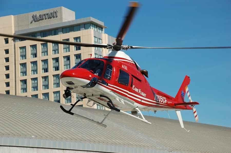 TriState CareFlight Reaches Fleet Milestone of 60,000 Hours