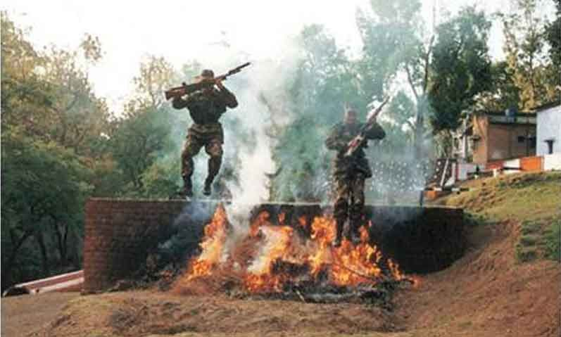 Indian Army celebrated Infantry Day