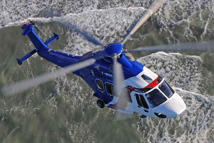 Eurocopter's EC175 sets new climb records