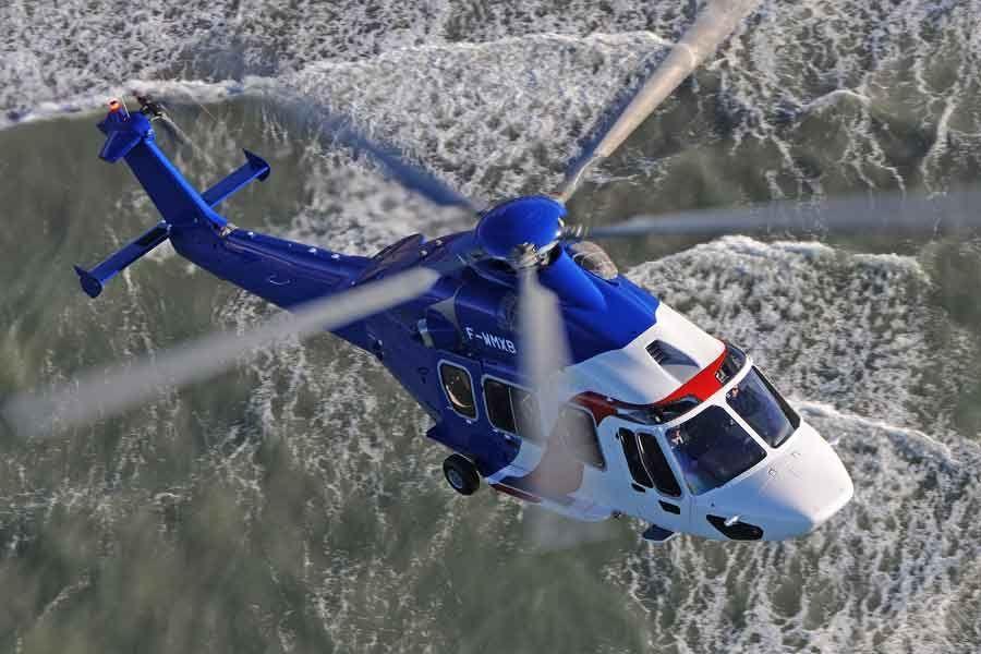 Eurocopter's EC175 sets new climb records