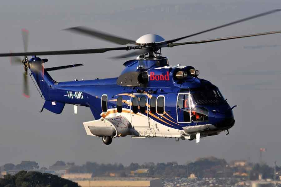 Eurocopter delivers two EC225 aircraft to Waypoint Leasing