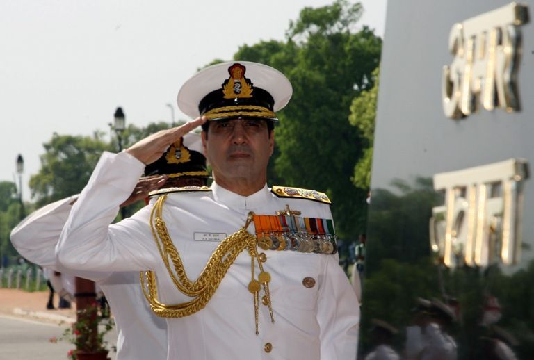Admiral RK Dhowan, PVSM, AVSM, YSM takes over as new Chief of the Naval Staff