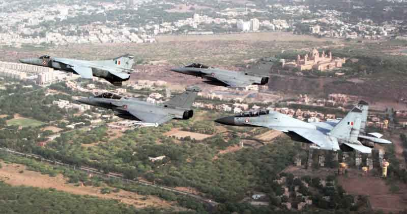 Indo-French Air Exercise at Jodhpur