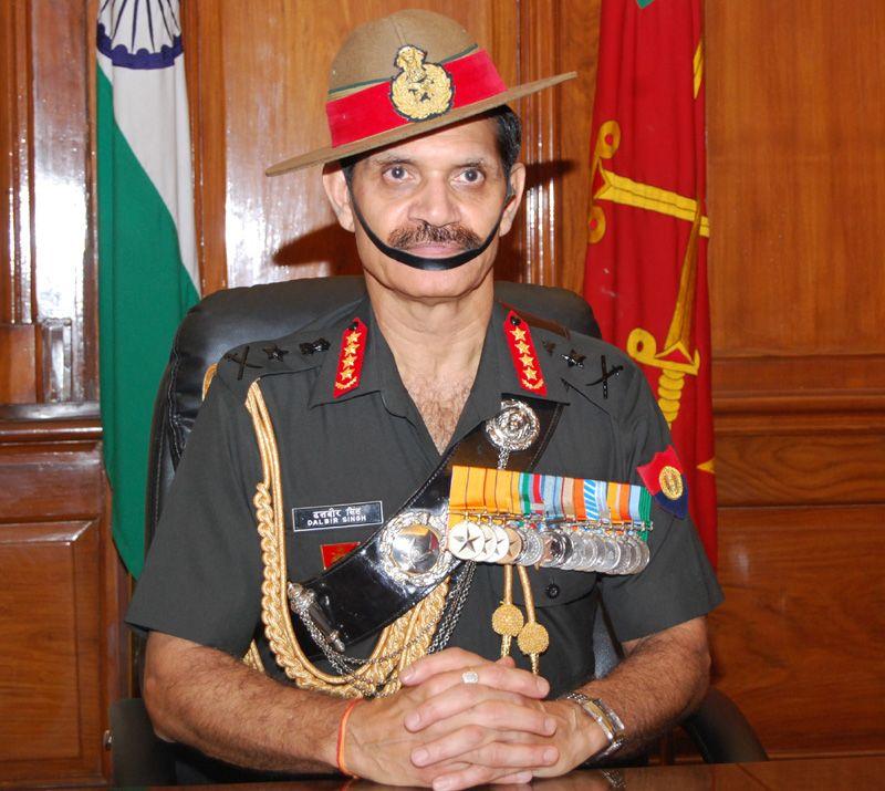 General Dalbir Singh, Chief of the Army Staff