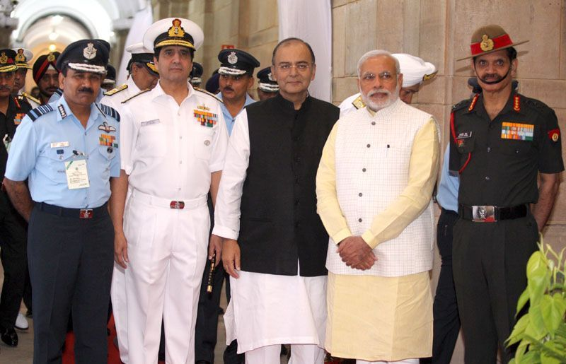 PM's address at the Combined Commanders Conference