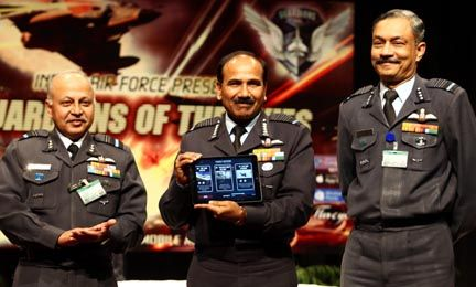 Indian Air Force launches the Phase-II of 3D Air Combat Mobile Game 'Guardians of the Skies'