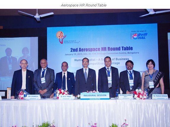 HAL Chairman Urges Steps to Bridge Skill Gap; Aerospace University