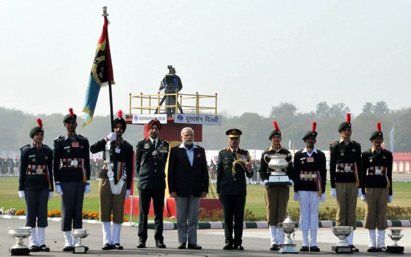 Prime Minister's NCC Rally