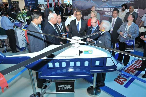 Advantages of Sikorsky's S-92 VVIP helicopters