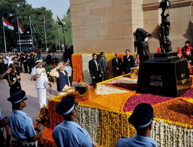 Centenary Commemoration of World War – I