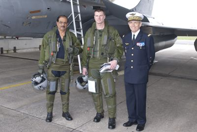 Rafale Aircraft Sortie by IAF Chief