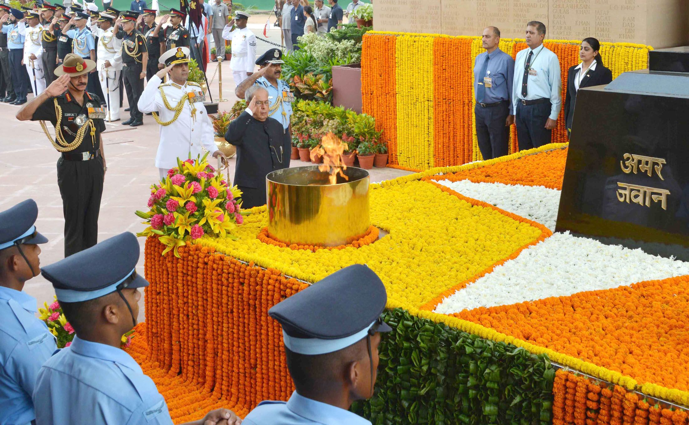 The Golden Jubilee of India's Victory in Indo-Pak War of 1965