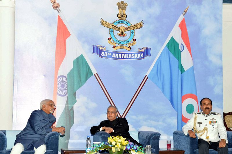 83rd Anniversary of Indian Air Force