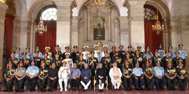 Defence Investiture Ceremony–II